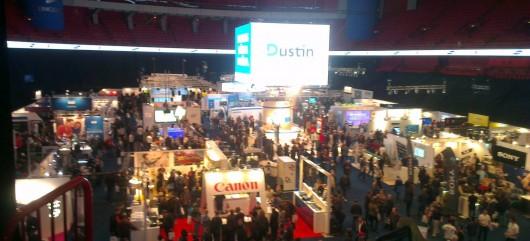 Dustin Expo 2014